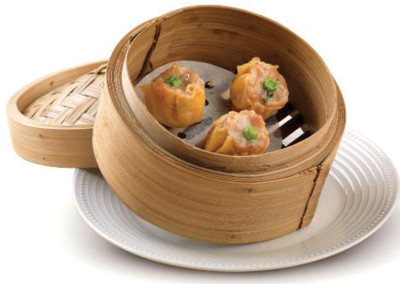 Siu Mai - Pork & Shrimp Dim Sum