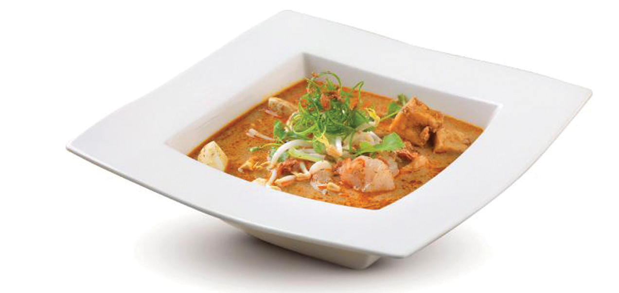 Contact us to learn about all our great Gluten Free dishes like this spicy soup.